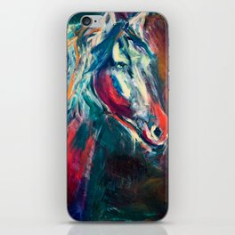 Wild Horse iPhone Skin