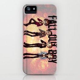 Save Rock & Roll iPhone Case