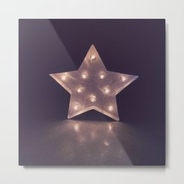 Wish upon a star 2 Metal Print
