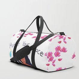 Protect Your Peace Duffle Bag
