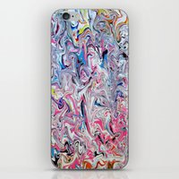 heaven iPhone & iPod Skins featuring Heaven by JessiePowers Art