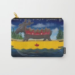 Canada's First School Bus Carry-All Pouch