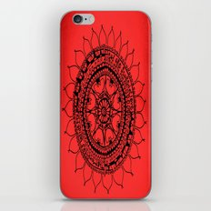 the monsters inside my head are scared of love iPhone Skin