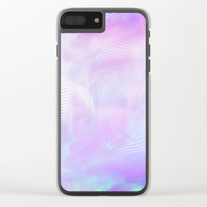 Still in Love Clear iPhone Case