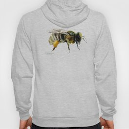 Bee, bee design honey bee, honey making Hoody