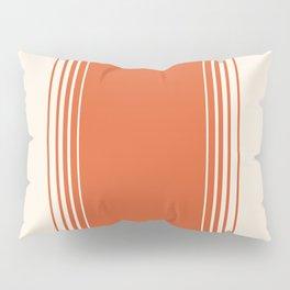 Marmalade & Crème Vertical Gradient Pillow Sham