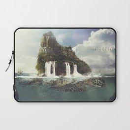 Tortuga Island Laptop Sleeve