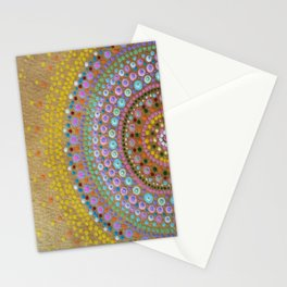 Mursy Hill Wish Board Mandalas  Stationery Cards