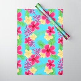 05 Hawaiian Shirt Wrapping Paper