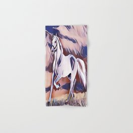 The American Paint Horse Hand & Bath Towel