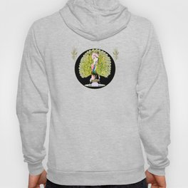 Art Deco Diva Rivalry Hoody