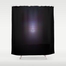 Asanoha 05 Shower Curtain