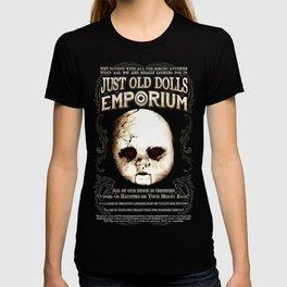 Just Old Dolls Emporium  T-shirt