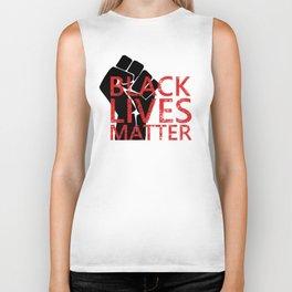 Black Lives Matter Protest #BLM Biker Tank