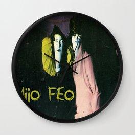 Mijo Feo Wall Clock