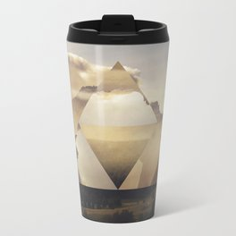 Hyrule - Power of the Triforce Metal Travel Mug