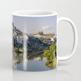 Dusk at Mertola, Portugal Coffee Mug