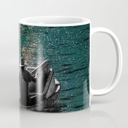 Fishing Stars Coffee Mug