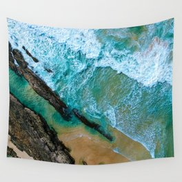 The Sea Is Calling Wall Tapestry