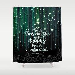 ACOMAF - Starfall Shower Curtain