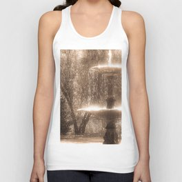 Fountain Unisex Tank Top