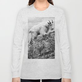 MOUNTAIN GOATS // 4 Long Sleeve T-shirt