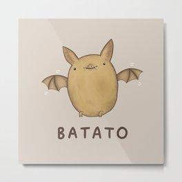 Batato Metal Print