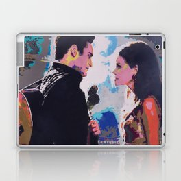 Johnny and June Laptop & iPad Skin