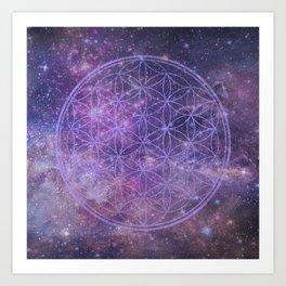 Sacred Geometry 10 Art Print