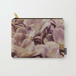 Purple Lettuce Carry-All Pouch