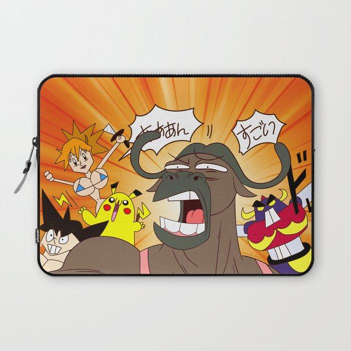 Otaku ! (Peepoodo) Laptop Sleeve