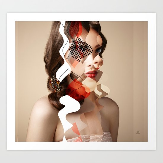 Another Portrait Disaster · W2 Art Print
