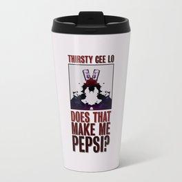 Does that make me Pepsi? Travel Mug