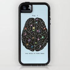 Your Brain On Video Games iPhone (5, 5s) Adventure Case