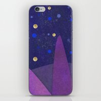cabin iPhone & iPod Skins featuring Cabin Fever by Olivia James