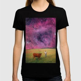 How Now Brown Cow #2 - What's that man doing in my field? T-shirt