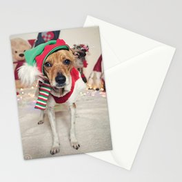 Sjuzi the (not so free) house elf... Stationery Cards