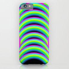 Neon Rainbow Slim Case iPhone 6s
