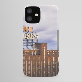 Montreal Farine Five Roses, Montreal Iconic, Urban photo, Architecture, modern iPhone Case