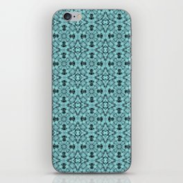 Island Paradise Geometric Pattern iPhone Skin