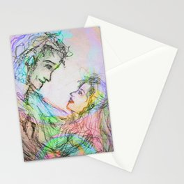 love at first Stationery Cards