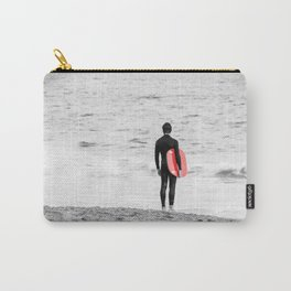 Red Board Carry-All Pouch