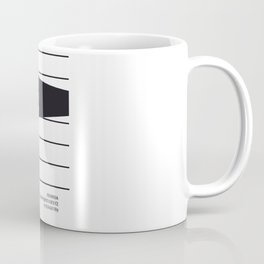 MUMMY - FontLove - HALLOWEEN EDITION Coffee Mug