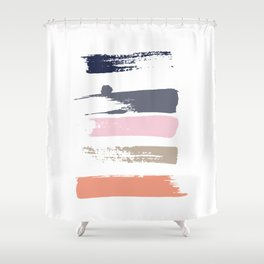 SKIN Shower Curtain