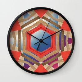 Benetton I Wall Clock