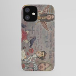 Nirvana - Light My Candles In A Daze Cause My Heart Shaped Box Is Broke iPhone Case