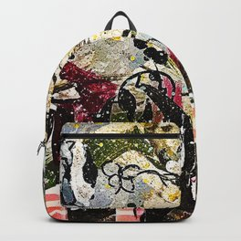 Night of the Living Tree Backpack