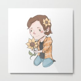 Tiny Sam (tfw series) Metal Print