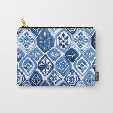 Arabesque tile art Carry-All Pouch