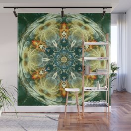 Mandalas from the Heart of Change 6 Wall Mural